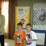 Diego Acosta Campeón de España Sub 8
