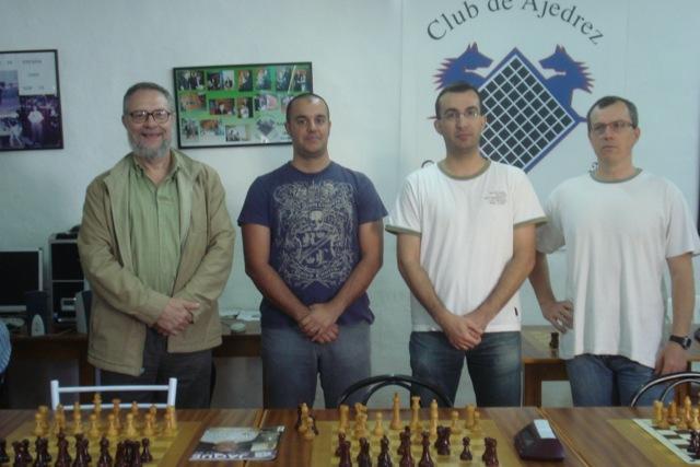 El muebles p rez s sube a primera divisi n ajedrez la palma for Muebles jose antonio