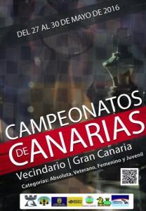 campeonatos canarias individuales 2016