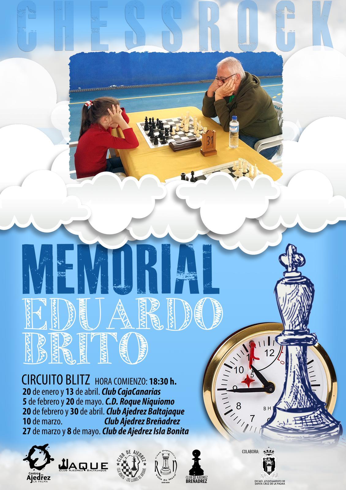 Memorial Eduardo Brito