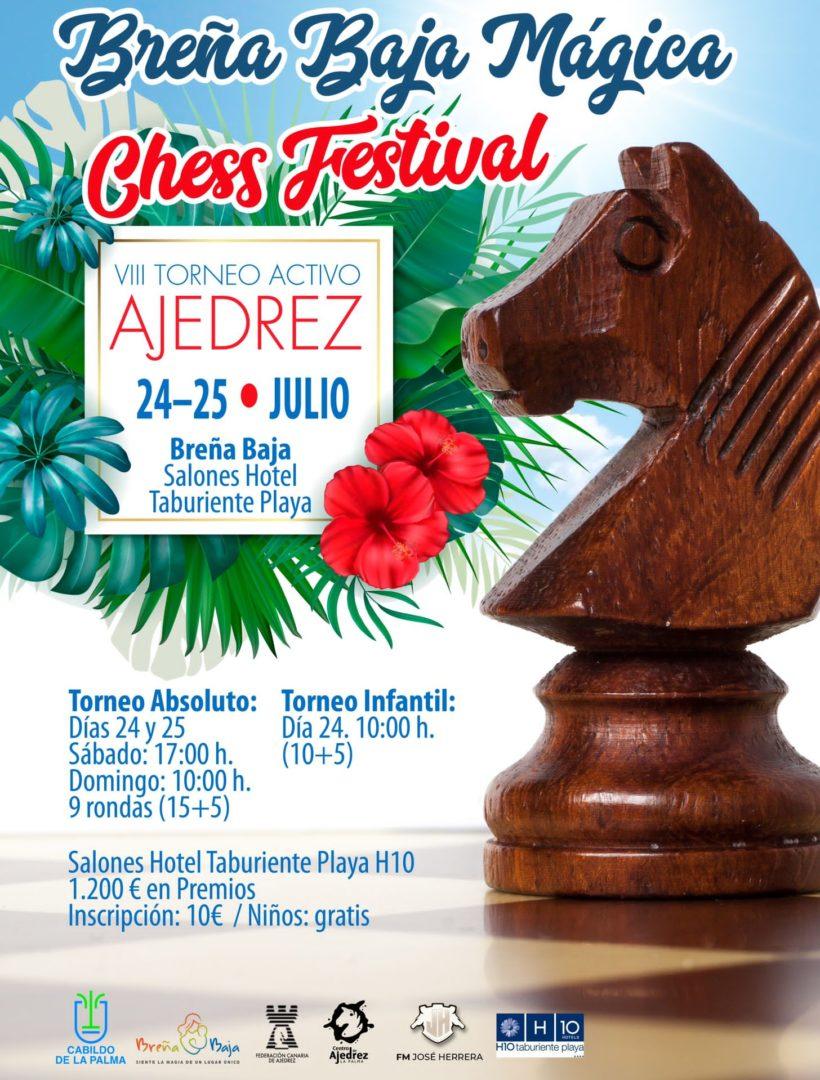 Breña Baja Mágina Chess Fesvital 2